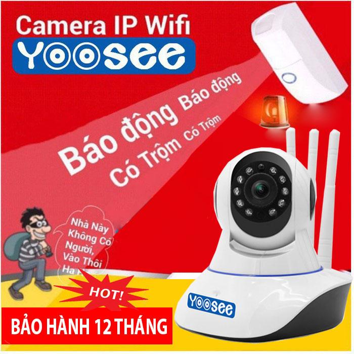 Camera Yoosee 3 Râu CHính Hãng