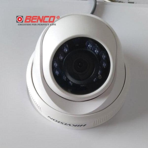 Camera dome hồng ngoại Hikvision