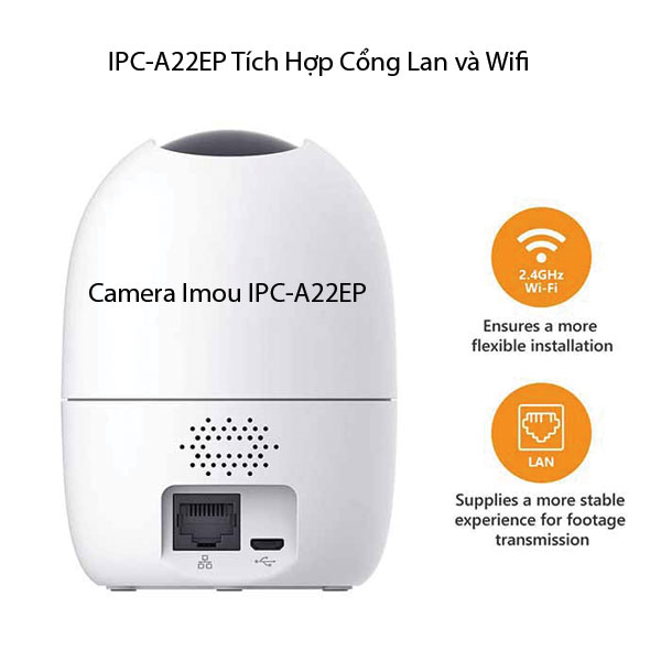 Thông số kỹ thuật IMOU IPC-A22EP