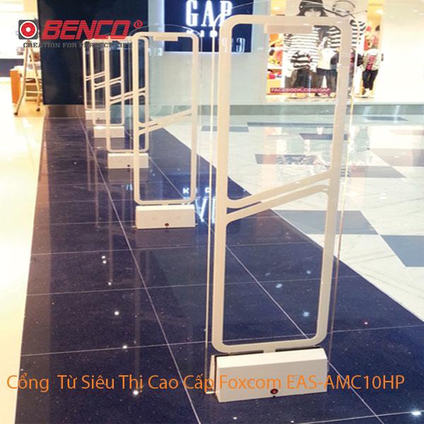 Cổng Từ Siêu Thị Cao Cấp Foxcom EAS-AMC10HP