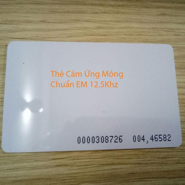 Thẻ từ mỏng 12.5khz