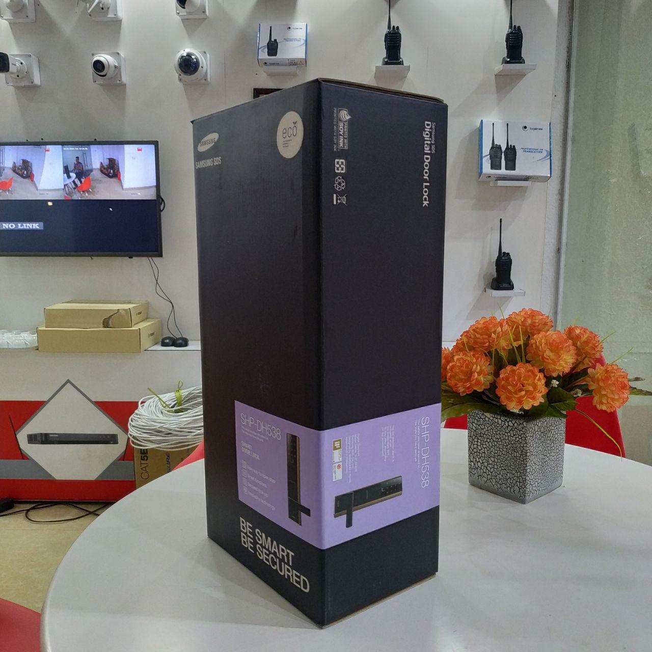 Ảnh Thực Tế Khóa Samsung SHP-538