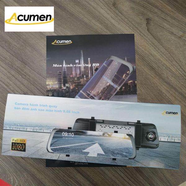 Camera Hành Trình Acumen D10