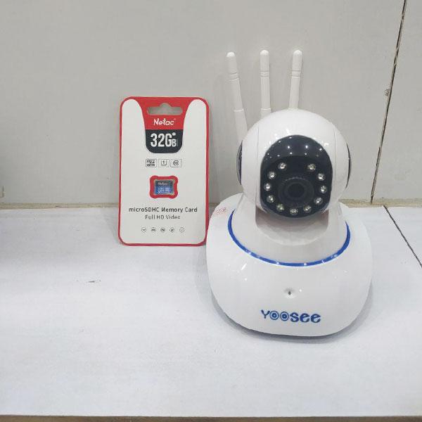 Thẻ nhớ camera Yoosee 3 Râu
