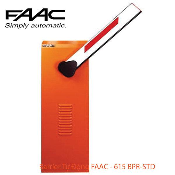 Barrier Tự Động FAAC - 615 BPR-STD
