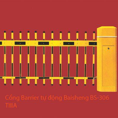 barie hàng rào chắn Baisheng BS-306 TIIIA