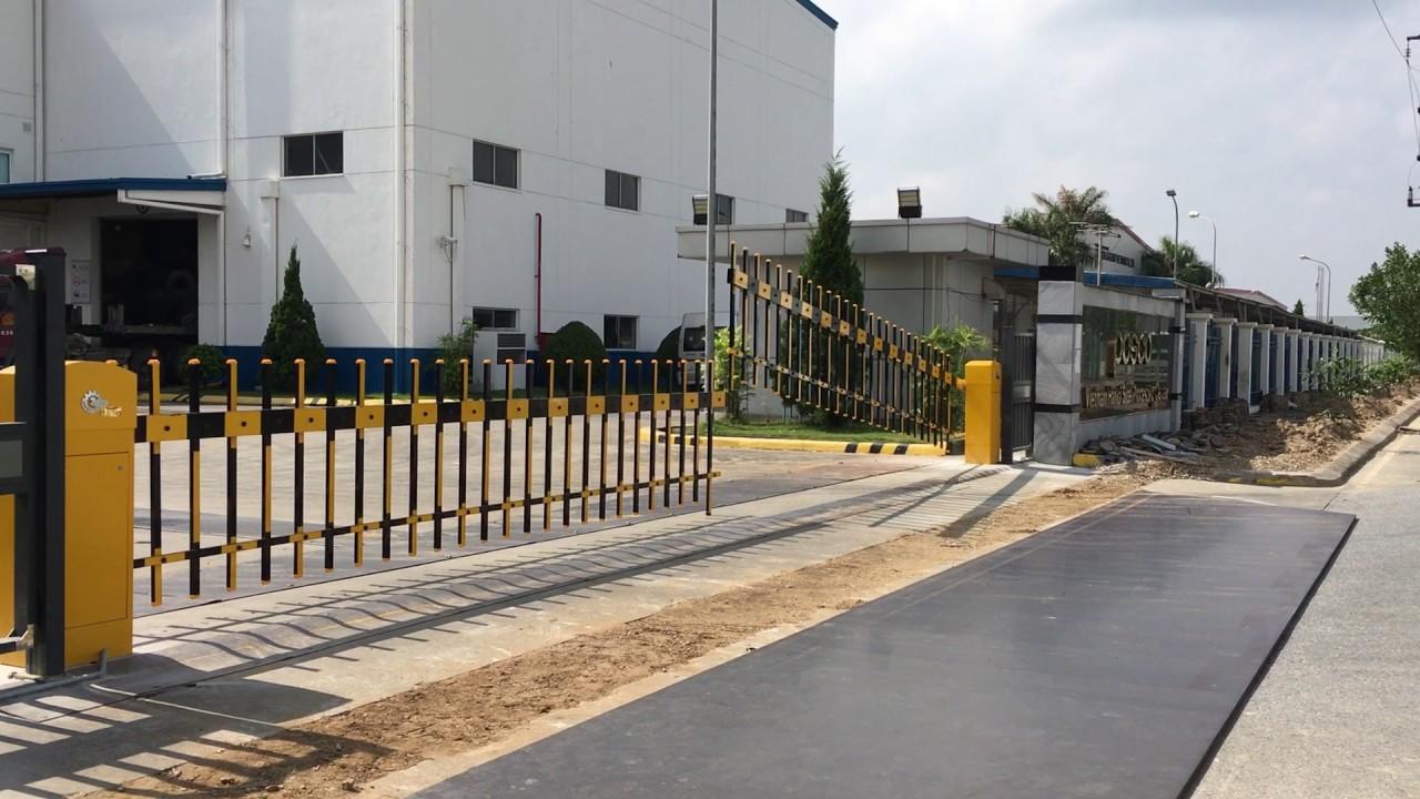 Barrier Hàng Rào Chắn Tự Động Baisheng BS-306 TIIIA
