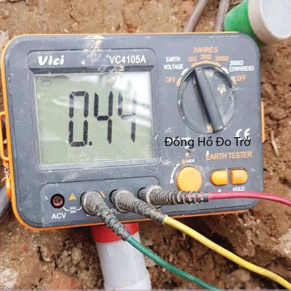 Đồng hồ đo điện trở