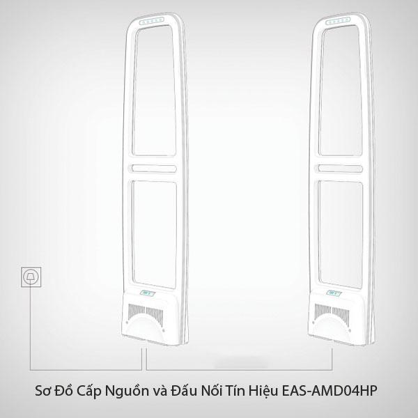 Sơ đồ đấu nối tín hiệu EAS-AMD04HP