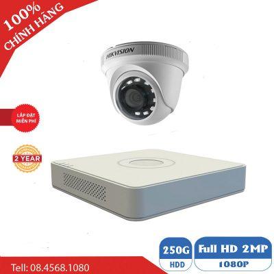 Trọn Bộ Camera Hikvision Giá Rẻ