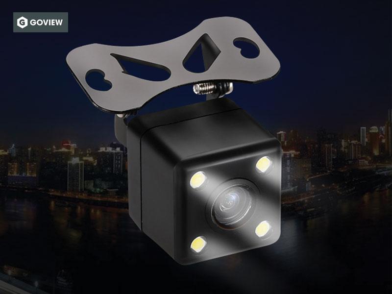 Camera hỗ trợ đèn led quan sát ban đêm