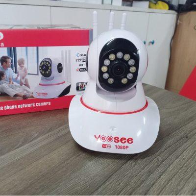 camera yoosee 3 râu mới 2021