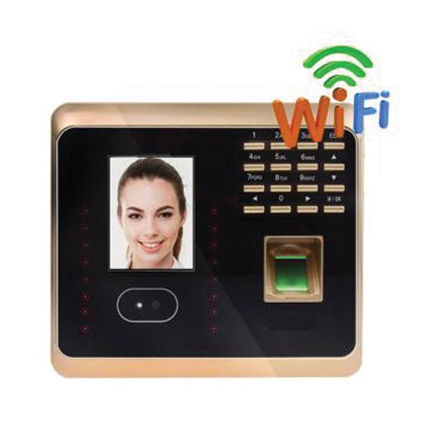 Máy Chấm Công Wifi Khuôn Mặt Vân Tay RONALD JACK 1000PLUS