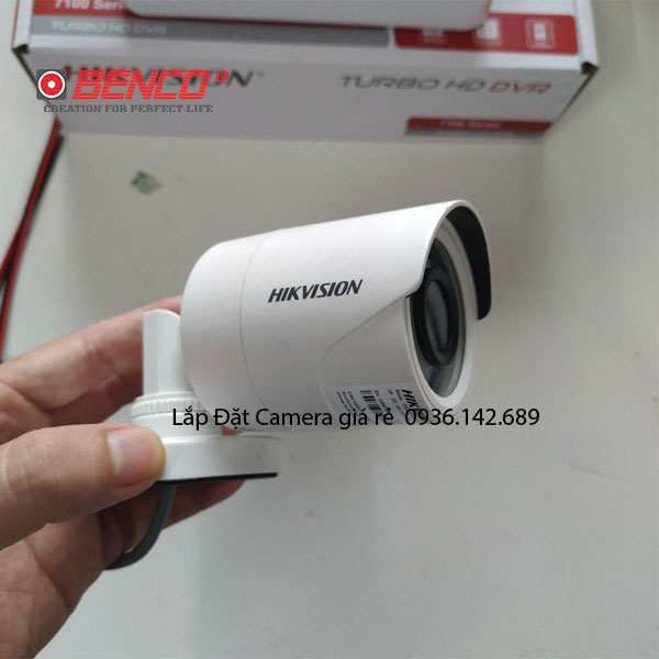 Camera thân trọn bộ DS-2CE16C0T-IR