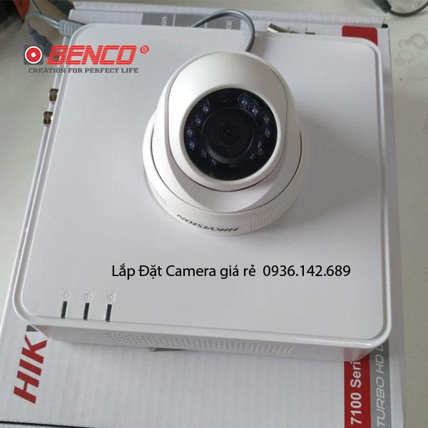Camera giá rẻ dòng dome hồng ngoại