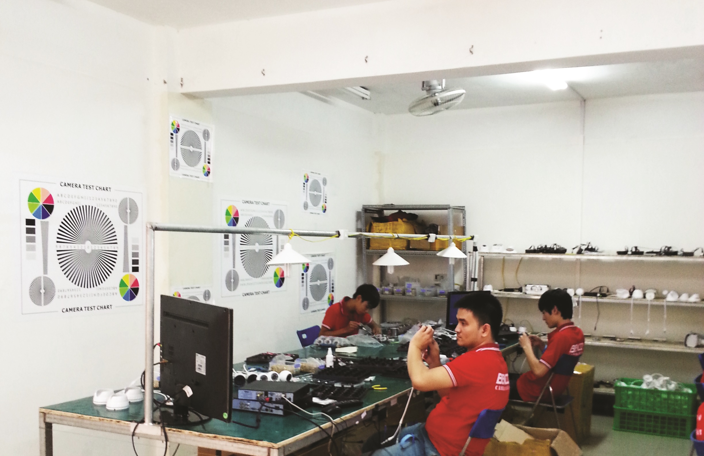 Bảo hành dịch vụ sửa chữa các camera quan sát