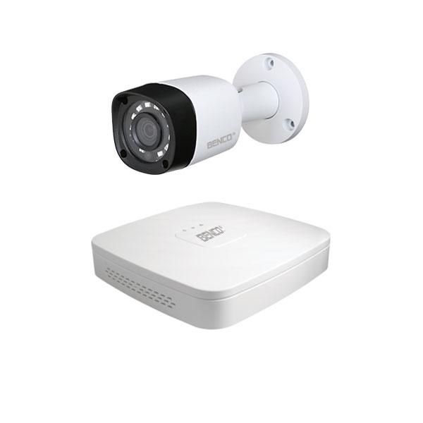 Trọn gói 1-8 camera cao cấp Thái Lan Benco chuẩn HD