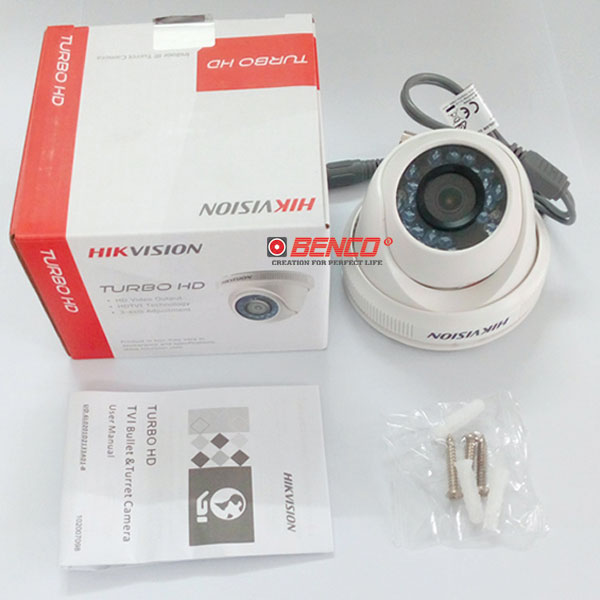 Camera Dome ds-2ce56d0t-irp