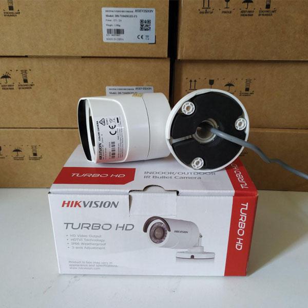 Camera thân hồng ngoại mini DS-2CE16D0T-IR