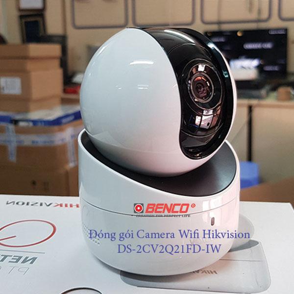 Camera Wifi Hikvision DS-2CV2Q21FD-IW