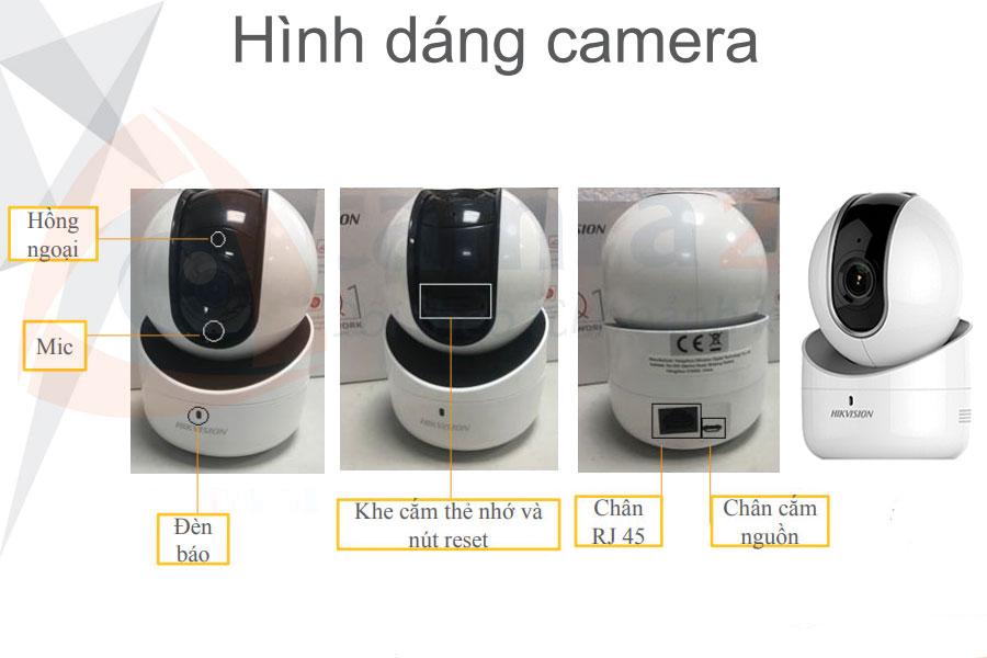 Thông số kỹ thuật camera wifi DS-2CV2Q21FD-IW