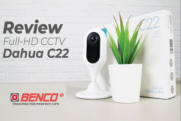Review thực tế camera Dahua C22