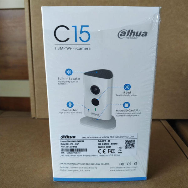 Camera Wifi Dahua C15