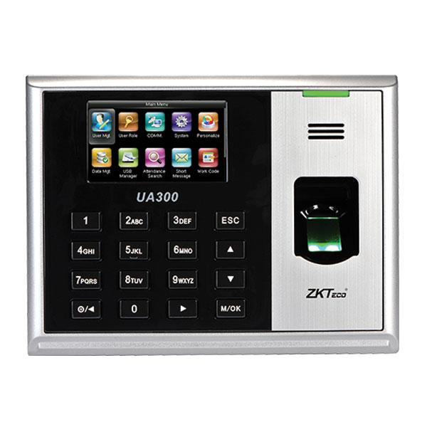 Máy Chấm Công Vân Tay Thẻ Cảm Ứng UA300 ZKTeco Giá Rẻ