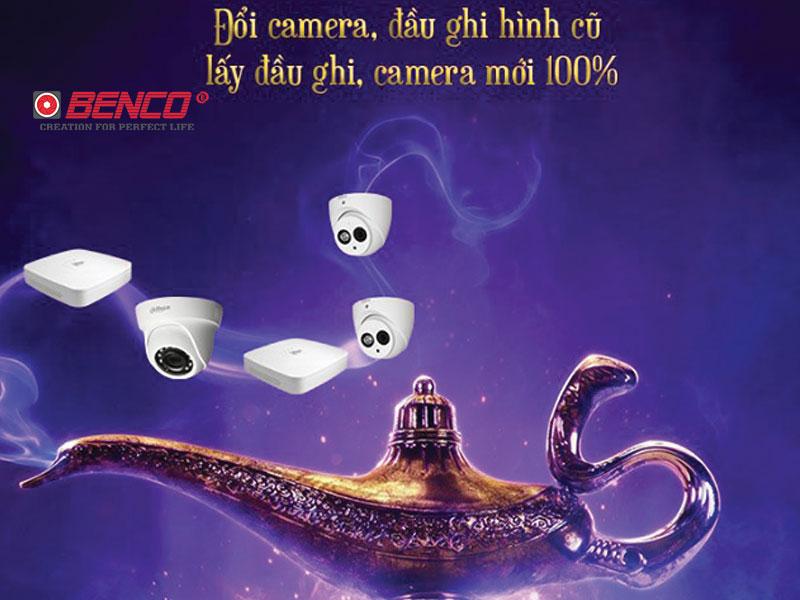 Top 5 Camera Dahua bán chạy nhất