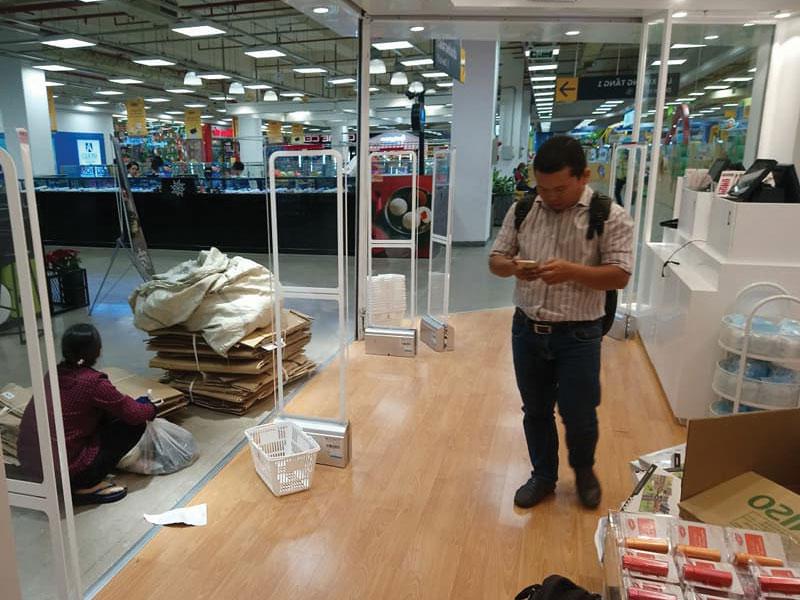 5 Loại Cổng Từ An Ninh Cho Shop Thời Trang Giá Rẻ Tốt