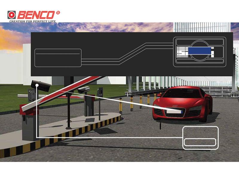 Bãi đỗ xe : Nhận diện biển số cho phép nhân viên và nhà quản lý ra vào bãi xe khách sạn thuận tiện trong khi vẫn quản lý các phương tiện khác một cách hiệu quả.