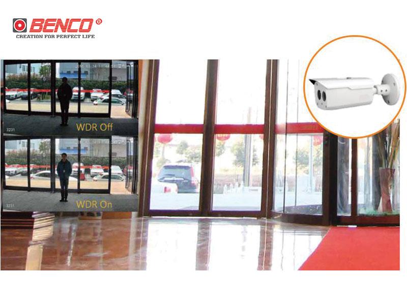 Lắp cmaera chống ngược sáng cho sảnh khách sạn