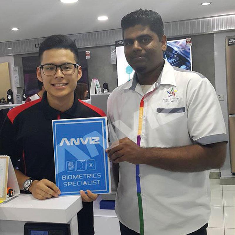 Camera Wifi Anviz Malaysia