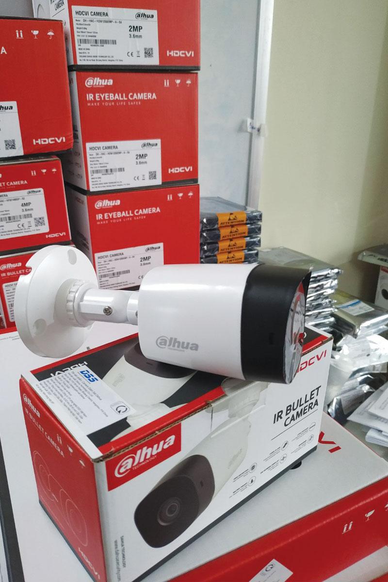 Hình Ảnh Camera DH-HAC-B1A21P