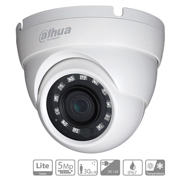 Camera Dome Dahua DH-HAC-HDW1500MP 5Megapixel