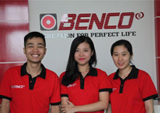 benco hỗ trợ online