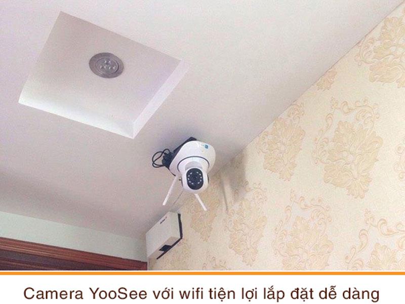 Chấm điểm cho camera Yoosee