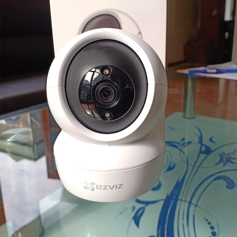 Đóng gói camera ezviz CS-C6N