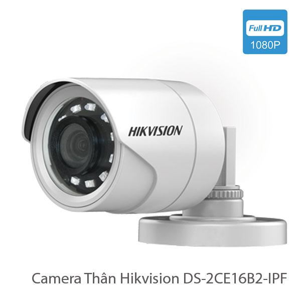 Camera Thân Hikvision DS-2CE16B2-IPF