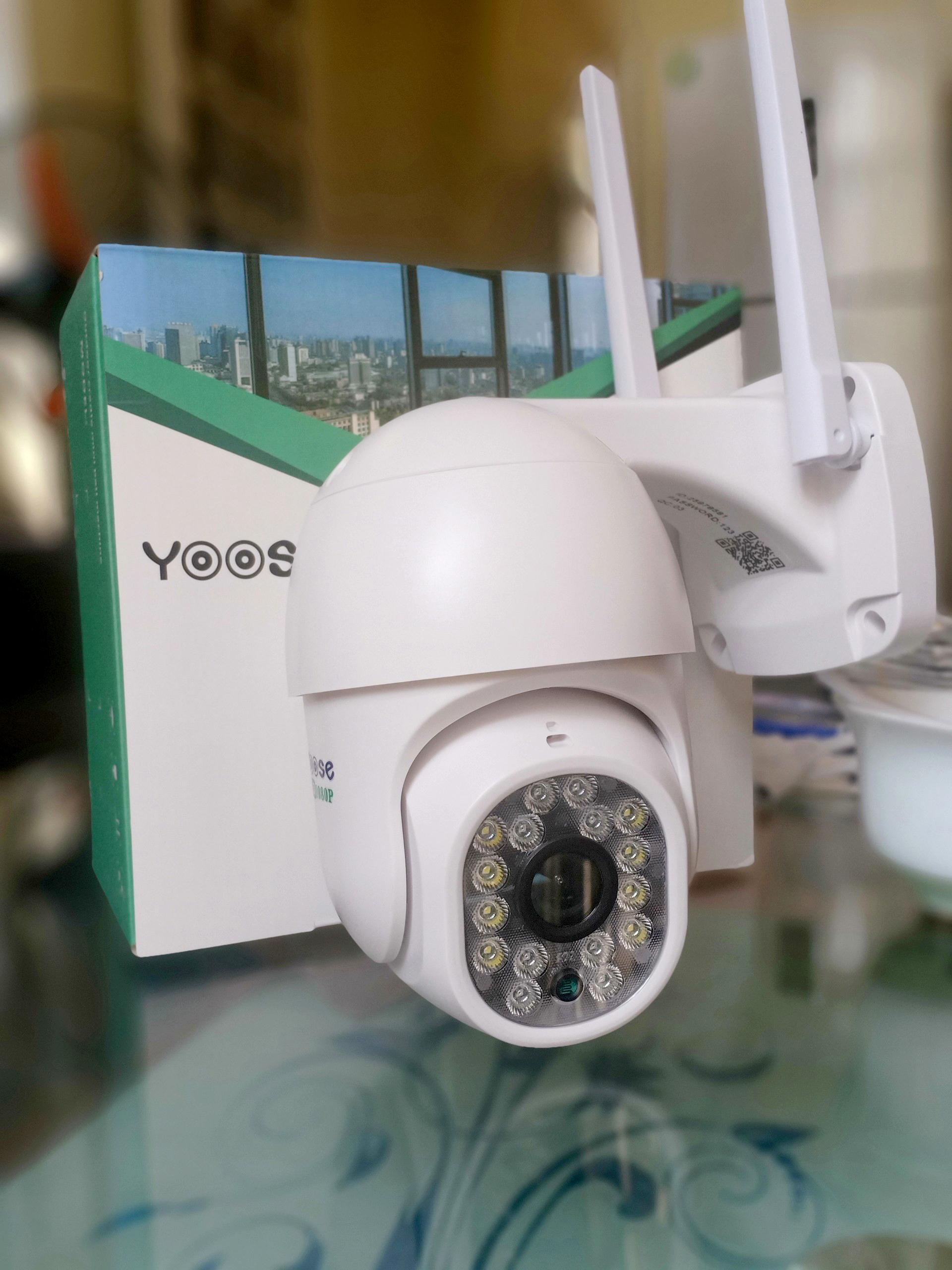 Camera yoosee ngoài trời xoay ptz 1080p