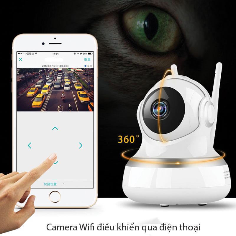 Cách Cài Đặt Camera Wifi Xem Qua Điện Thoại