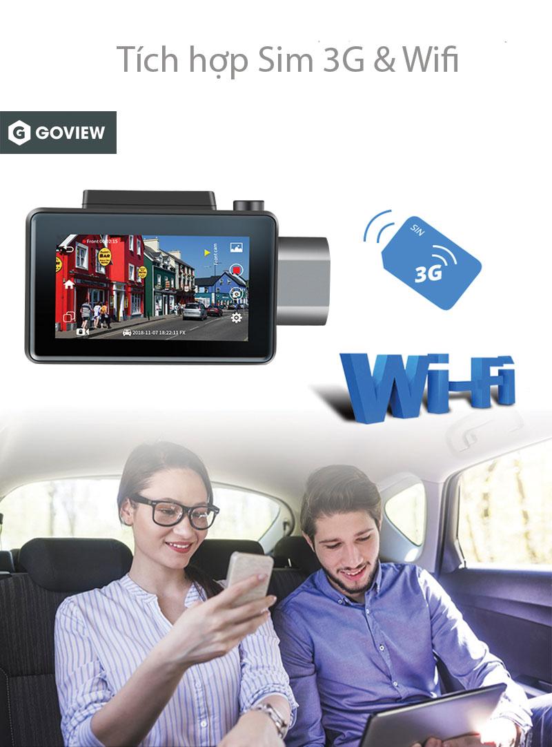 Camera Hành Trình Goview GV400