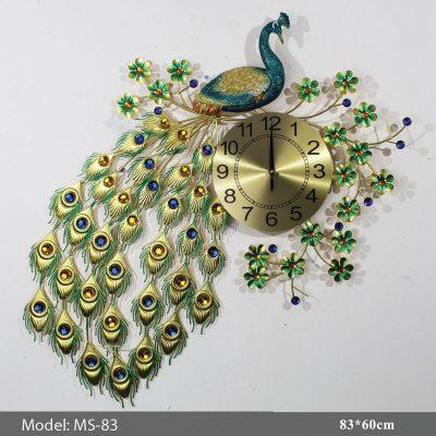 Đồng Hồ Chim Công Đơn MS-83