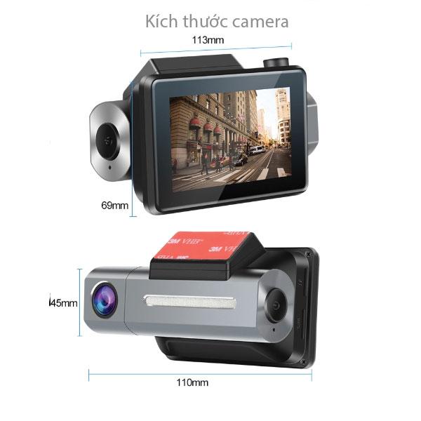 kích thước camera