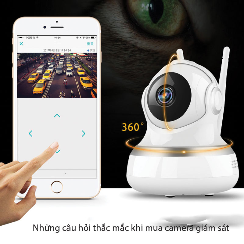 10 Thương hiệu camera tốt bán chạy nhất hiện nay