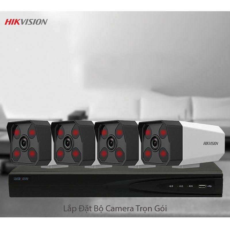 Ưu điểm khi sử dụng sản phẩm trọn gói camera
