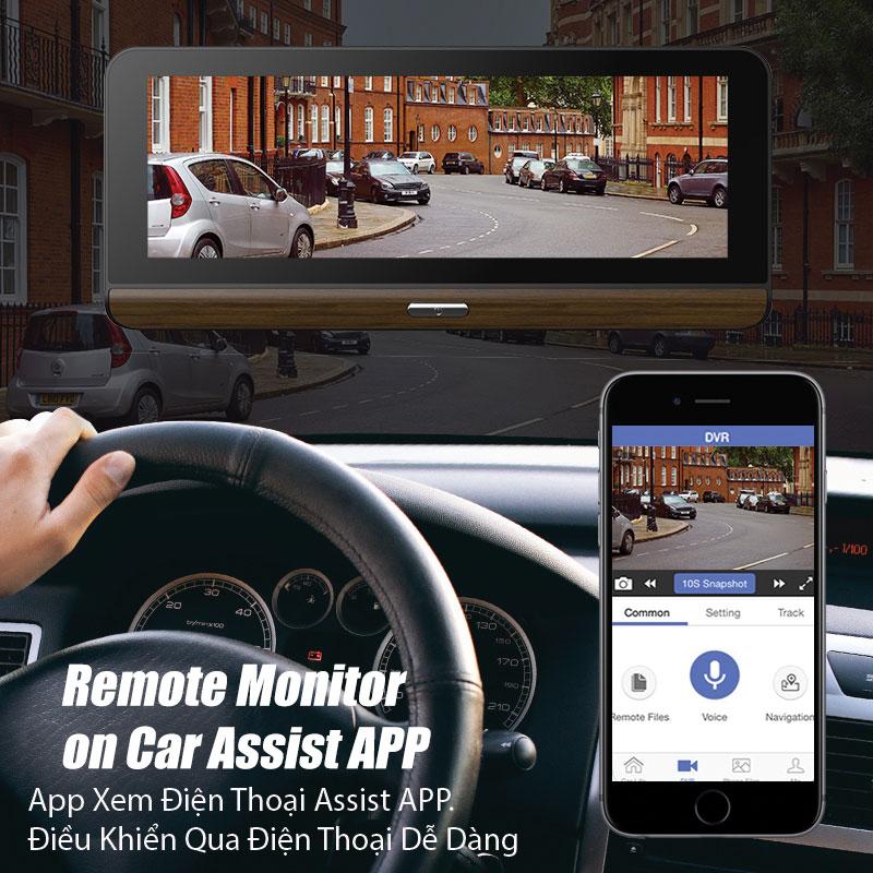 ứng dụng App điện thoại Assist