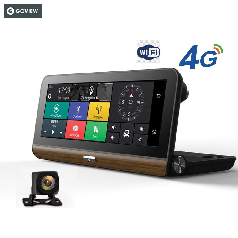 Camera Hành Trình Taplo 4G 8 Inch GV-686T
