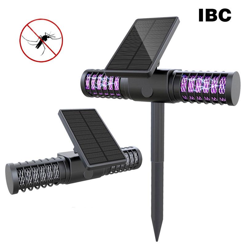 Đèn Bắt Muỗi Năng Lượng Mặt Trời IBC BM-06