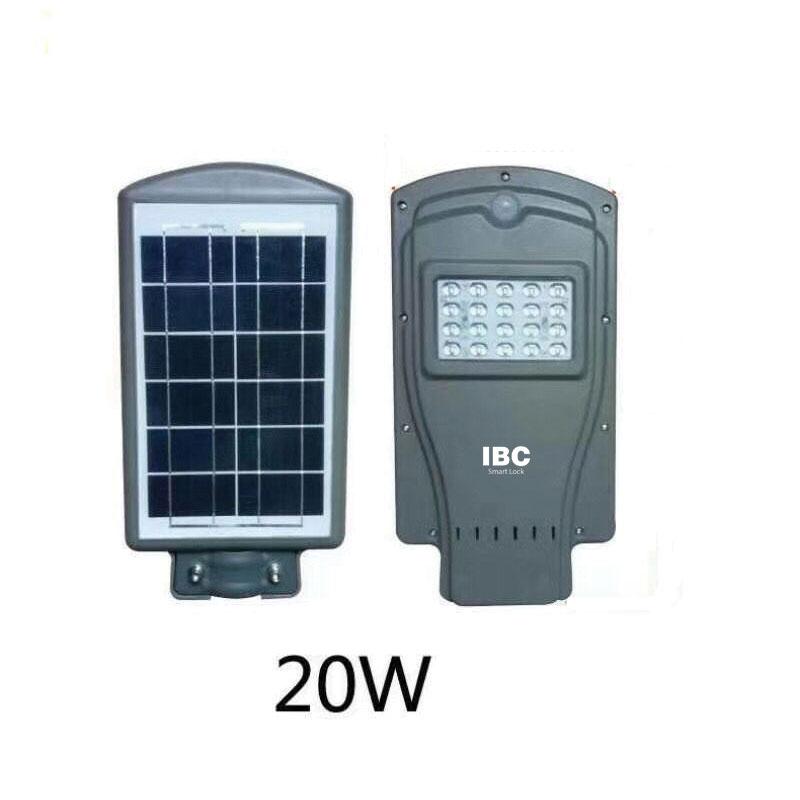 Đèn Năng Lượng Mặt Trời 20W IBC-20W